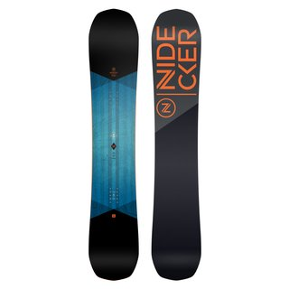 Nidecker Score Snowboard Black/orange