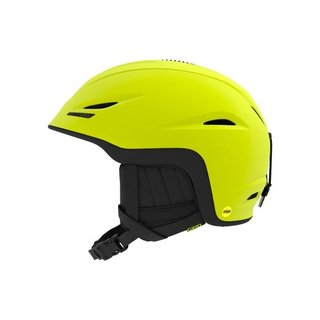 Giro S UNION Mips mat citron/black 20