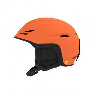 Giro S UNION Mips m deep orange/blk 20